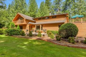 homes for sale in north bend WA